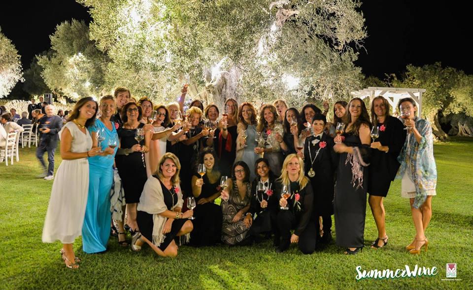 Summerwine 2017: la festa in un uliveto secolare in Puglia