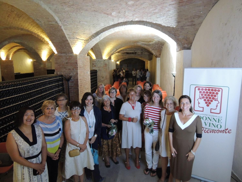Le donne del vino del Piemonte