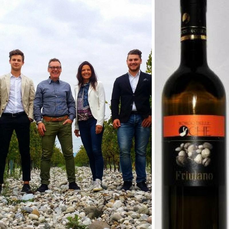 Friulano, vitigno autoctono del Friuli Venezia Giulia