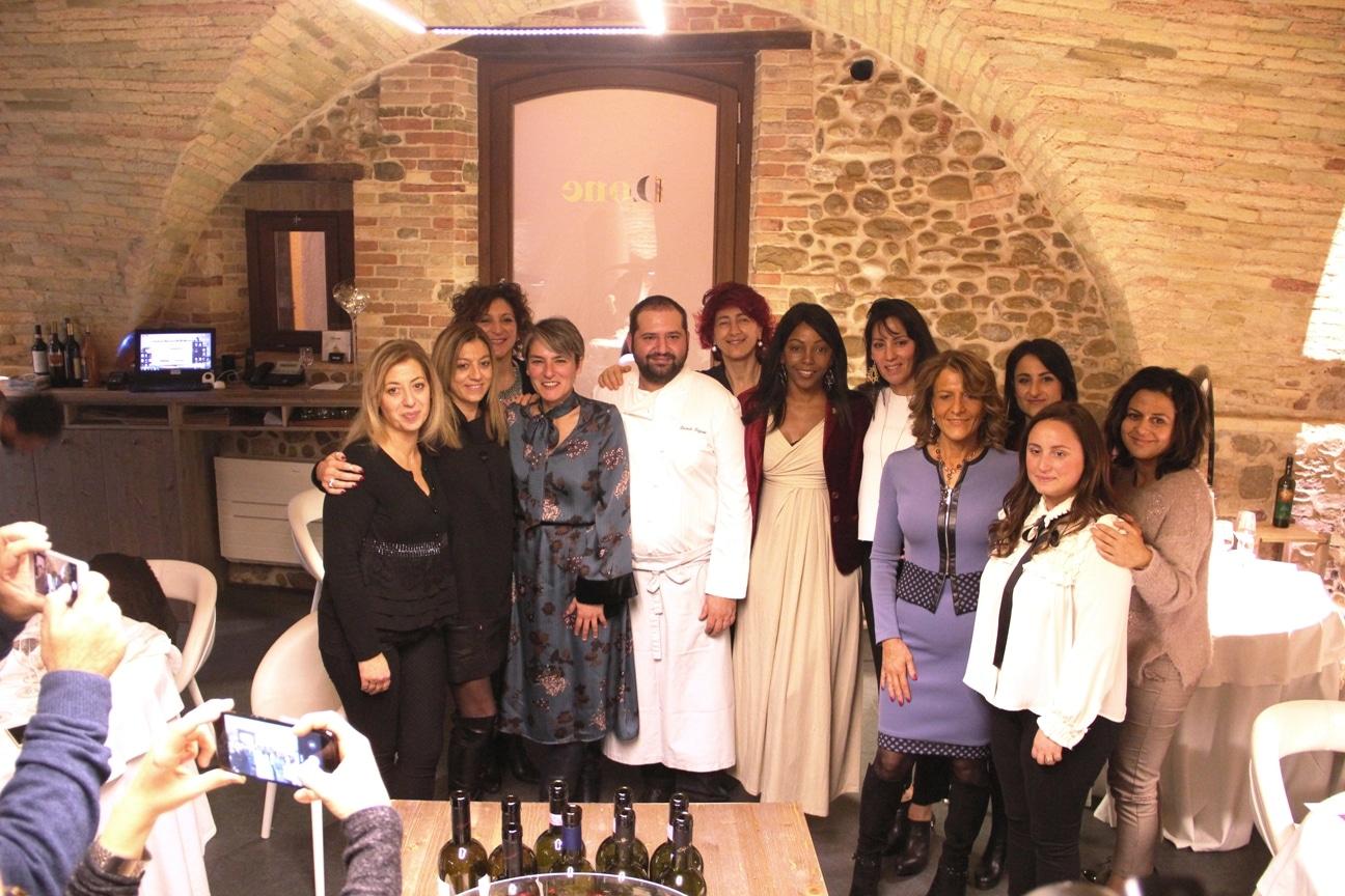 D.One e le Donne del Vino per un pranzo da star