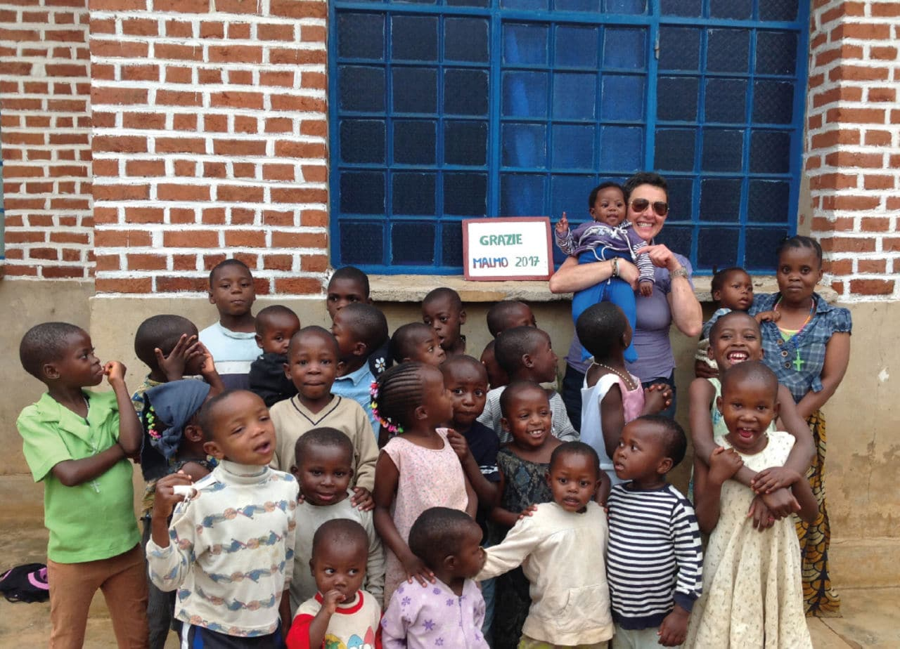 Mani unite per il Congo: solidarietà dalle donne del vino