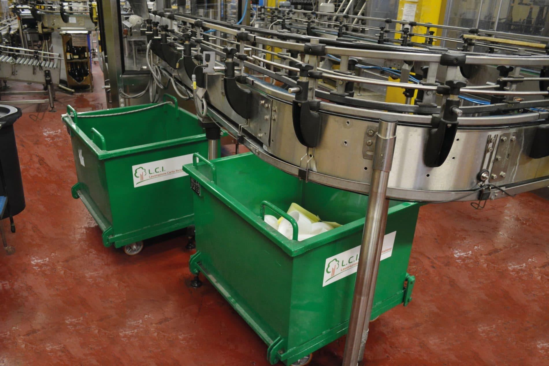 Sostenibilità ambientale per la filiera del vino con RafCycle