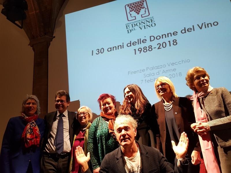 Le Donne del Vino festeggiano i loro 30 anni