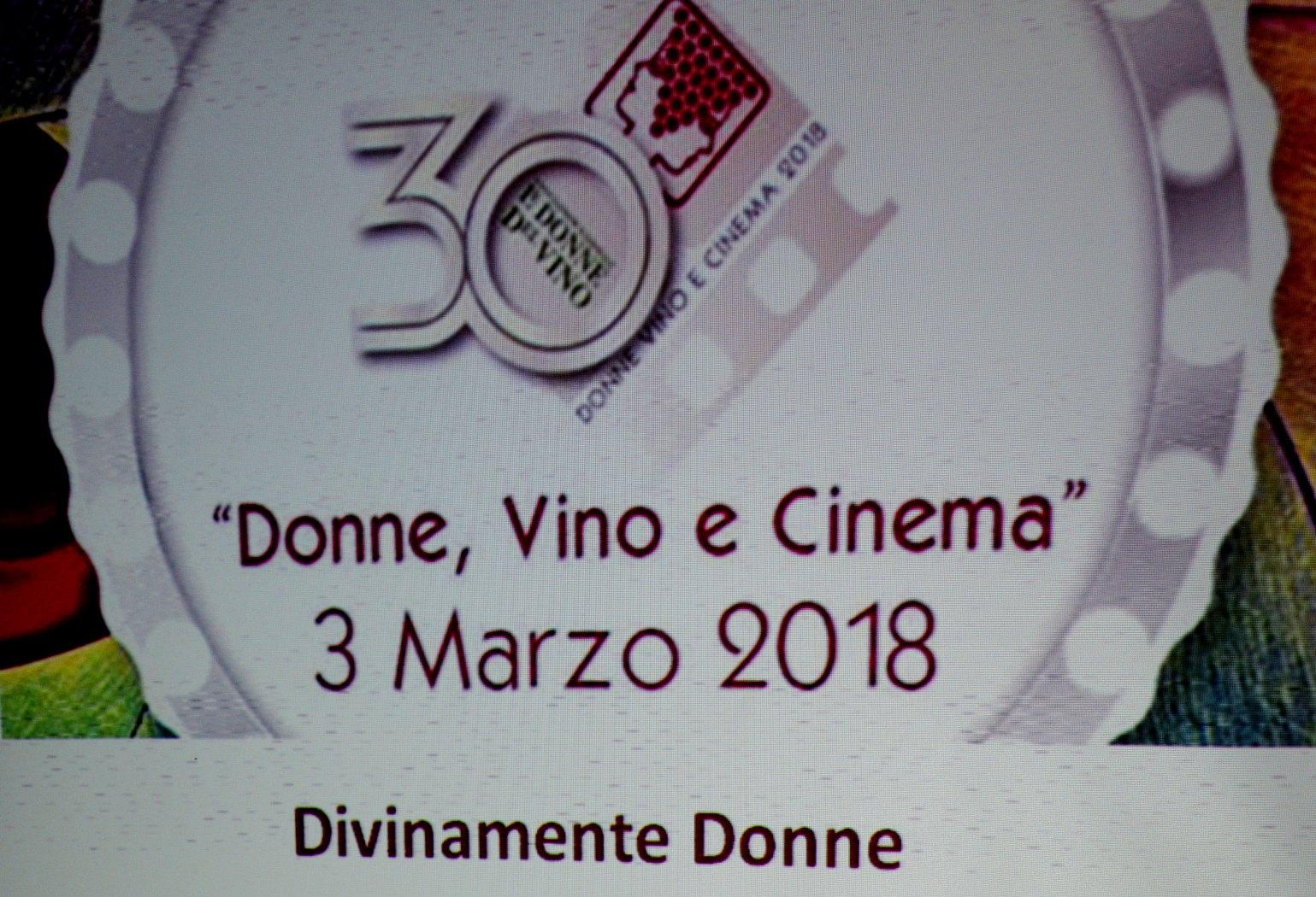 Festa delle Donne del Vino Puglia  Galleria Manfredi  3 marzo 2018