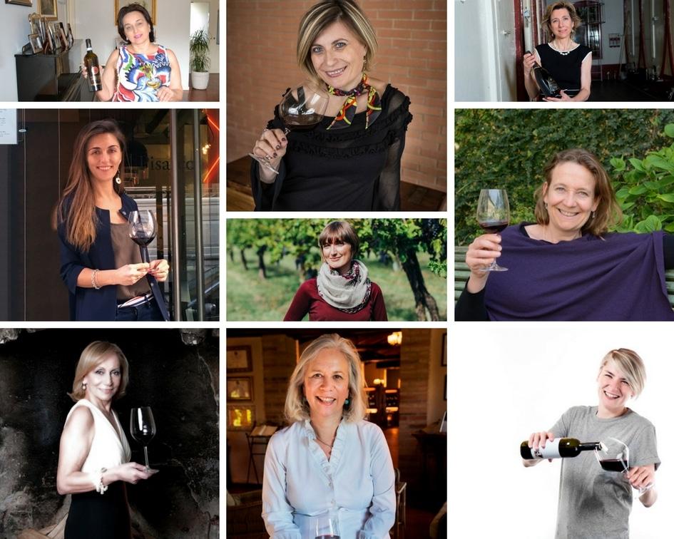Le Donne del Vino a ProWein 2018