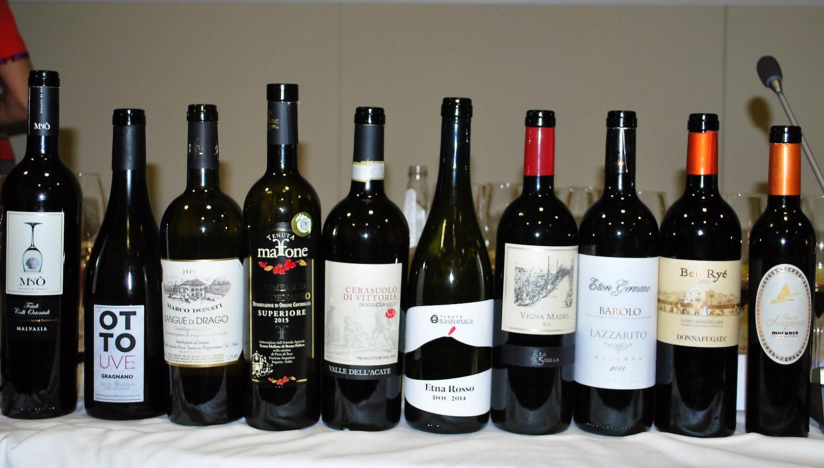 Vinitaly 2018. La magia delle vigne vecchie. Le Donne del Vino presentano vini da viti anche di ottant'anni. Guidata da Ian D'Agata