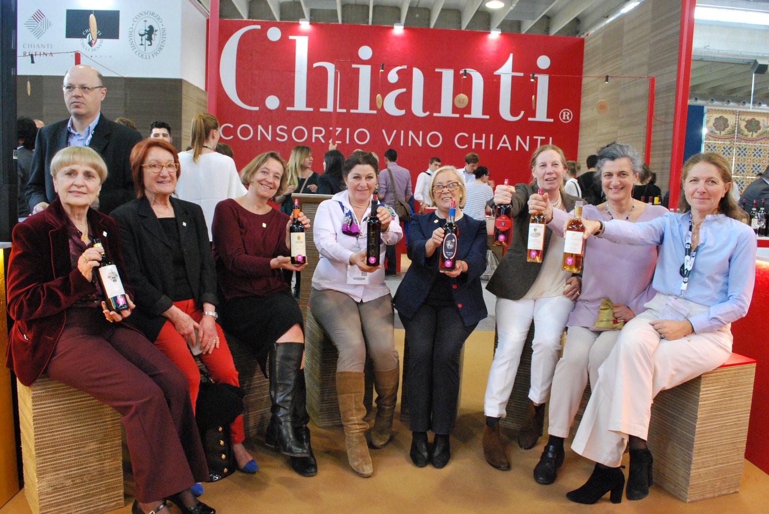 Vinitaly 2018. Le Donne del Vino della Toscana, il Vin Santo e i vini dolci