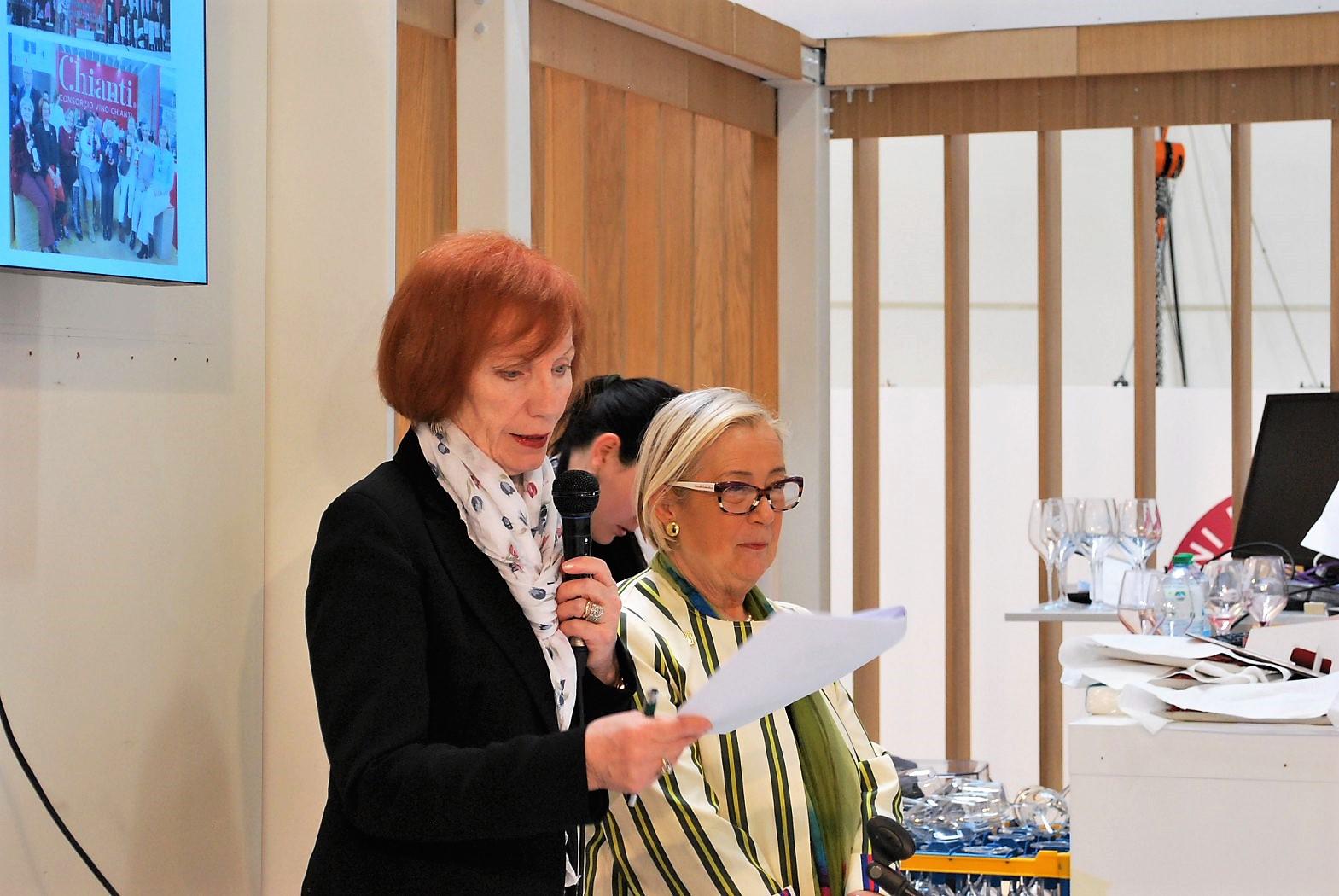 Vinitaly 2018. Le Donne del Vino in assemblea, prima il dovere…poi il piacere.  Ospiti dell'Abruzzo