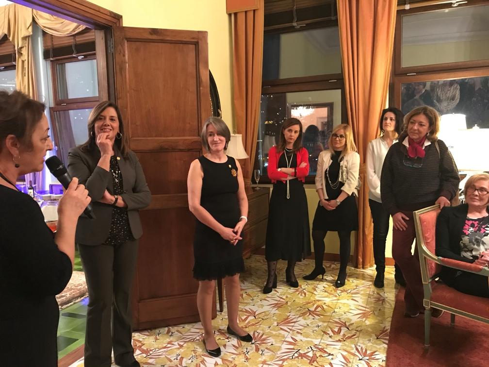 Donne del Vino della Campania presso l'Ambasciata d'America