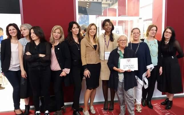 Lo zafferano sociale al Vinitaly con Le Donne del Vino d'Abruzzo