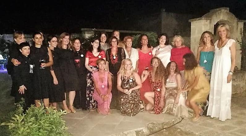 Summerwine 2018 con le Donne del Vino della Puglia, 23 agosto 2018