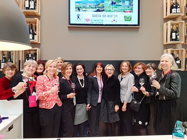 Prowein 2018 con Le Donne del Vino