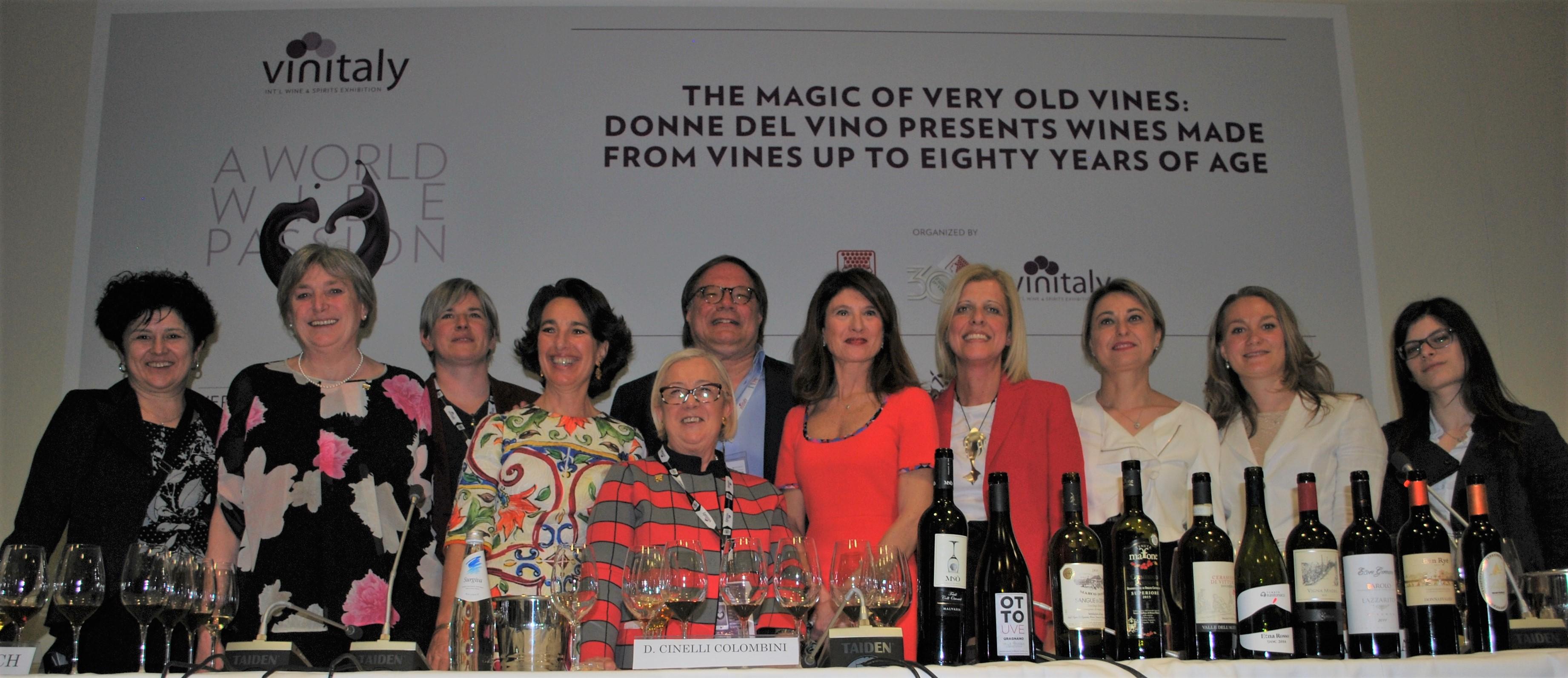 "Vinitaly 2018 ""La magia delle vigne vecchie"""