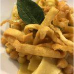 Pasta e ceci, ricetta della Puglia