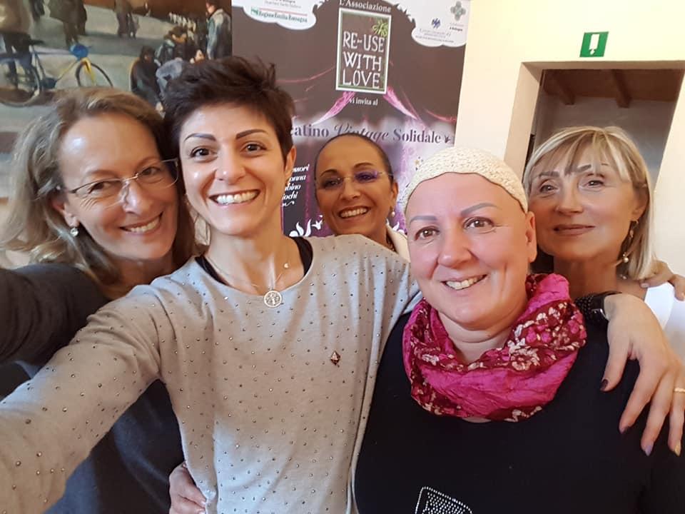 Baraccano, Re-Wine Lottery. Le Donne del Vino dell'Emilia Romagna per AERR Epilessia. 18-21 ottobre 2018