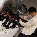 Cina, evento di promozione del vino a Milano