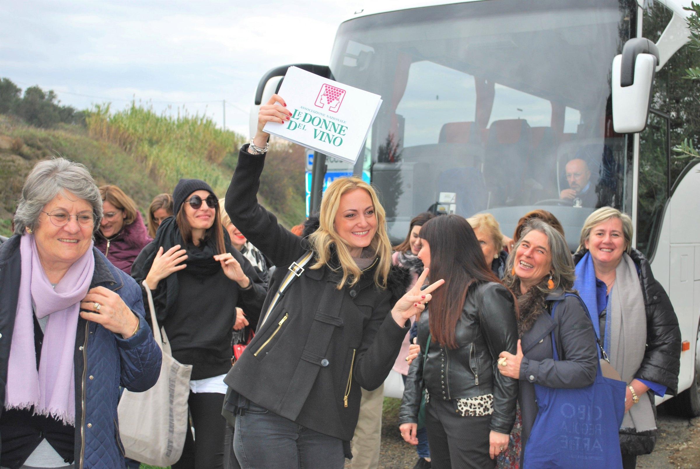 Matera Tour nel Vulture guidate dalle Donne del Vino della Basilicata 17 novembre 2018