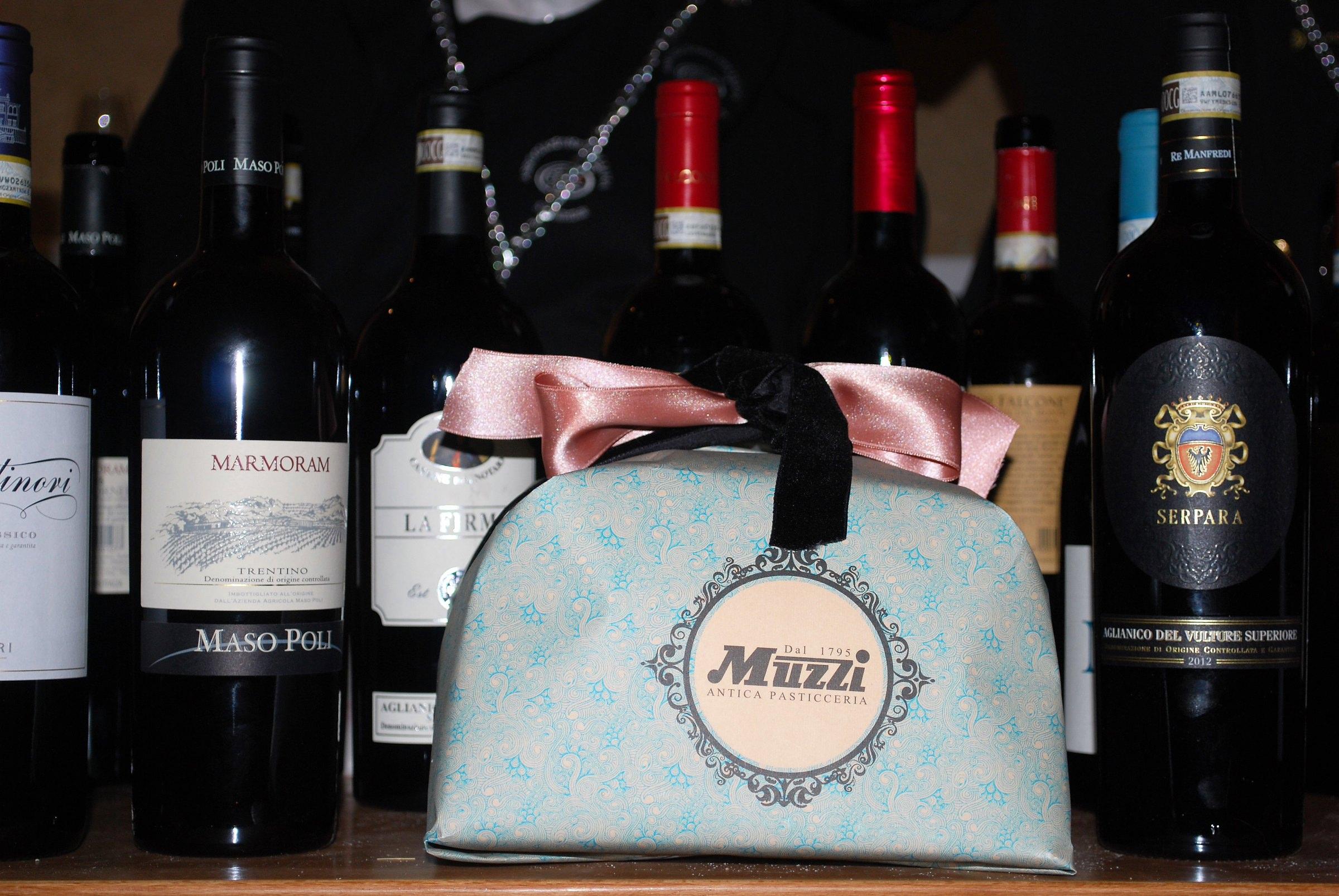 Matera Donne del Vino e Antica Pasticceria Muzzi, un dolce connubio. 16 novembre 2018