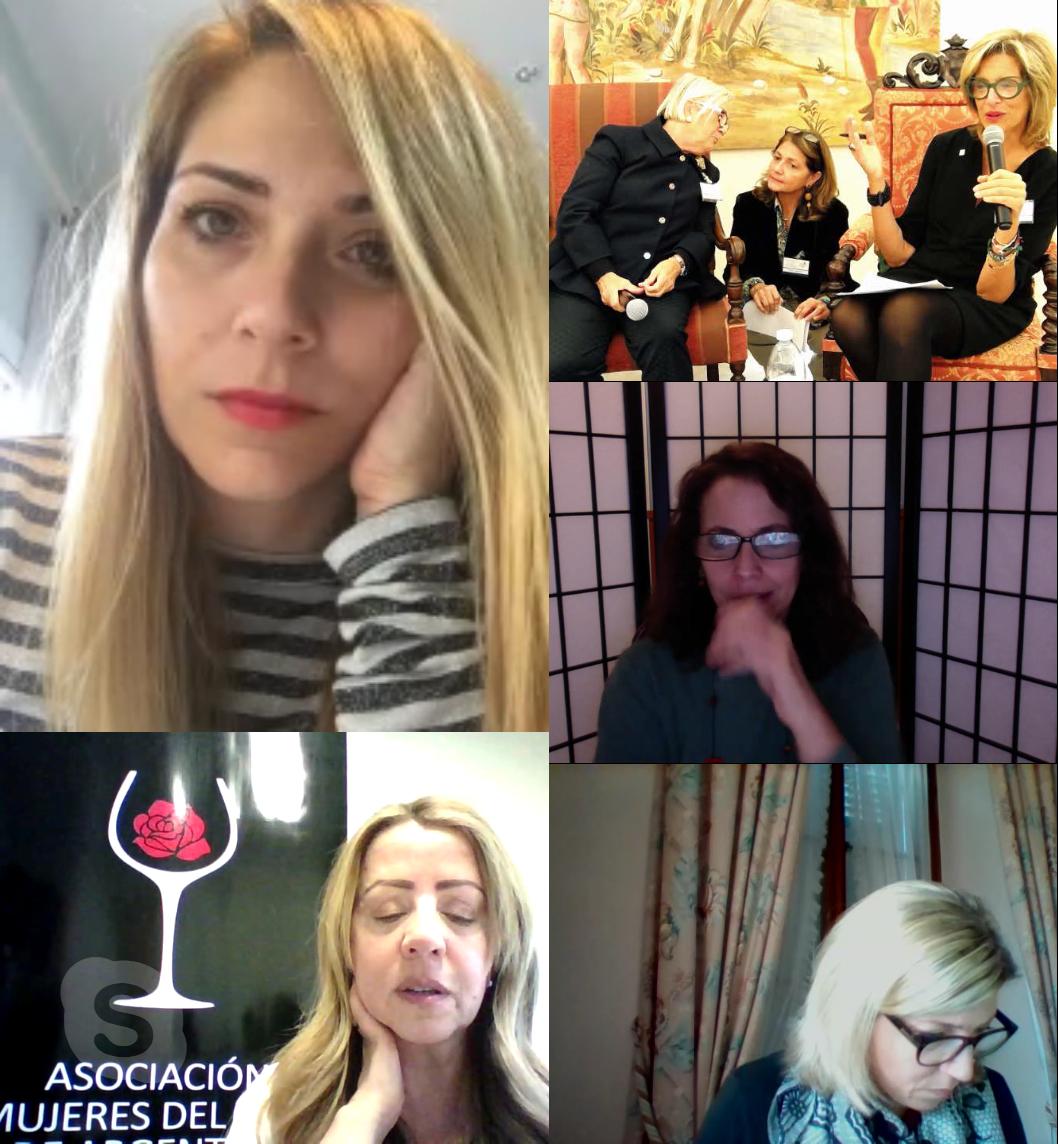 """Matera """"Le Donne del Vino nel Mondo"""" forum on line con Argentina, Croazia, Germania, Perù, Spagna, Stati Uniti, Svizzera. Palazzo Vice-Conte, 16 novembre 2018"""