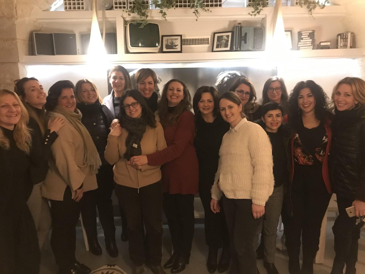 Marianna Cardone confermata delegata in Puglia